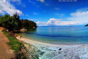 Mit Nicol auf Spaziergang - Anaktorio – Greece