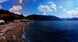 Lunch in Antikira – Greece