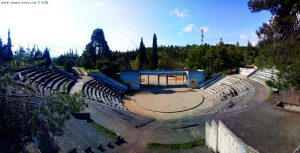 Muscovide Theater - Thiva – Greece