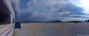 Nur wenig Sonne heute - Pachi - Greece