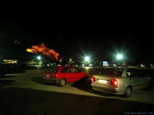 Halbstarke in der Nacht - Lykavitto Theatro - Athina – Greece ← 1 Uhr in der Nacht!