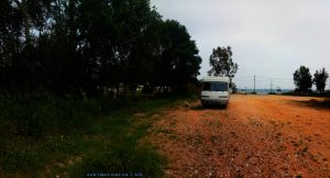 Parking at Marathon Beach - Leof. Posidonos 19, Agios Panteleimon - Greece