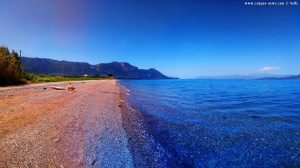Mit Nicol auf Spaziergang - Akti – Greece