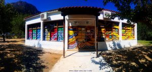 Happy Caravan - Loutra Thermopilon – Greece