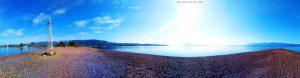 My View today - Cap Drepano – Greece
