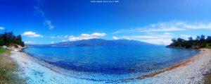 My View today - Amarilidos Beach – Greece