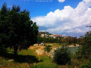 Es ziehen schon wieder dicke fette Wolken auf - Amarilidos Beach – Greece
