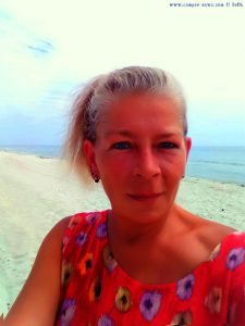 Selfie am Korinos Beach – Greece