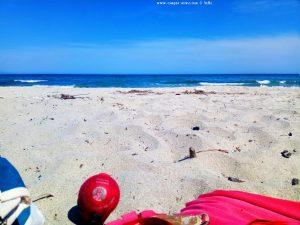 Meine Aussicht am Strand - Korinos Beach – Greece
