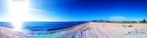 My View today - Korinos Beach – Greece