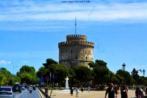 Der weisse Turm von Thessaloniki - Greece
