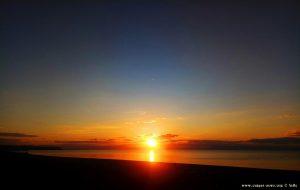 Sunset at Néoi Epivátes – Greece