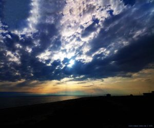 Clouds again at Ikismos Lefkes – Greece