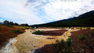 Mit Nicol auf Spaziergang - Loutra Thermopilon – Greece