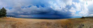 Schon wieder GEWITTER am Portofino Beach – Greece