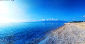 My View today - Portofino Beach – Greece