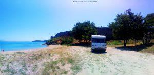 Lunch near the Anaktoroupoli in Nea Peramos – Greece