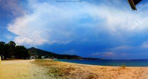 Das nächste GEWITTER kommt bestimmt - Néa Iraklítsa – Greece / 15:20 Uhr