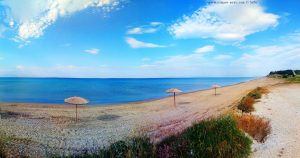My View today - Krioneri Beach – Greece