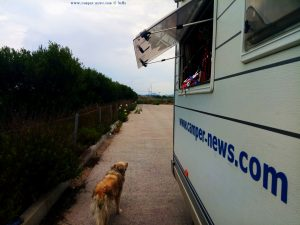 Parking bei Sklavenitis - Alexandroupoli - Greece