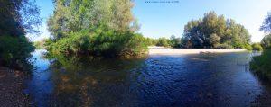 My View today - River Arda - Kastanies – Greece