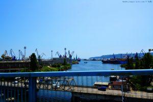 Auf der Brücke zu Varna - Bulgaria