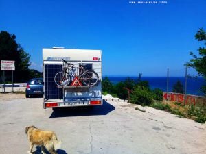 Kaffee-Pause am Goldstrand – Bulgaria