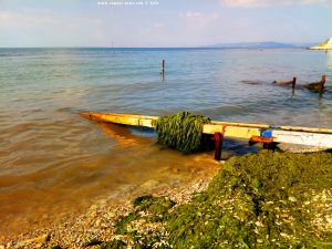 Der Strand von Tuzla – Bulgaria