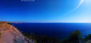 Fabelhafte Aussicht bei Bulgarevo auf Cap Kaliakra – Bulgaria