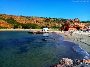 Kleiner Eis-Wagen am Bolata Beach – Bulgaria