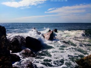Waves at the Bolata Beach – Bulgaria