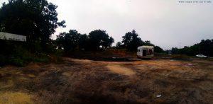 Parking between Sonnenstrand and Banya - 440m – Bulgaria