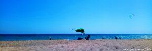 ...ein bisschen windig am Krapets Beach – Bulgaria