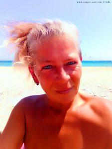 Selfie am Krapets Beach – Bulgaria