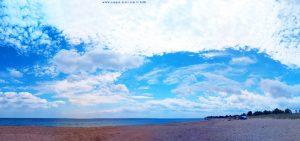 Mehr Wolken als Sonne - Krapets Beach - Bulgaria