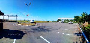 Leben am Kreisverkehr - Cetatea Histria - Istria – Romania