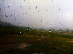 So sehen 8 Sonnenstunden aus - Câmpina – Romania