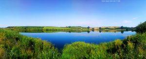 My View today - Rezervația Acumularea Vișa - Ocna Sibiului – Romania
