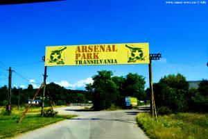Arsenal Park Transilvania - Orăștie – Romania