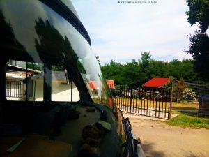 Geschlossener Camping Cabana Căprioara in Deva - Romania