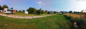 My View today - Camping Aurel Vlaicu – Romania
