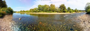 My View today - River Strei - Simeria Veche – Romania