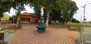 Brunnen in Pecica – Romania