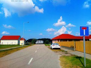 Parking near Mórahalom – Hungary