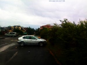 Parking in Siófok at Balaton Lake – Hungary