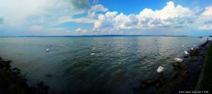 Balatonoszöd at Balatonoszödi Szabadstrand - Balaton Lake – Hungary