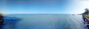 My View today - Balatonoszödi Szabadstrand - Balaton Lake – Hungary