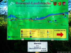 Rosental-Laufstrecke – Austria