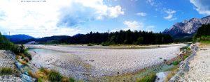 River Gailitz - Arnoldstein - Austria
