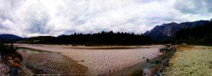My View today - River Gailitz - Arnoldstein – Austria